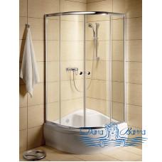 Душевой уголок Radaway Classic A 80x170 прозрачное стекло