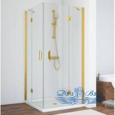 Душевой уголок Vegas Glass AFA 090 09 01 профиль золото, стекло прозрачное