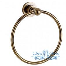 Кольцо для полотенец Aquanet 3880 латунь