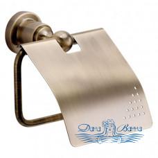 Держатель туалетной бумаги Aquanet 3886 латунь
