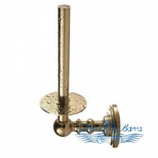 Держатель туалетной бумаги Aquanet 4690 золото