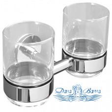 Стакан для зубных щеток Aquanet 6384D