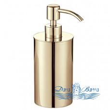 Дозатор для жидкого мыла Aquanet 8189-GP золото