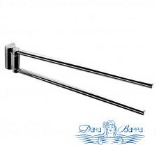 Двойной полотенцедержатель Colombo Design Luna В0112.000