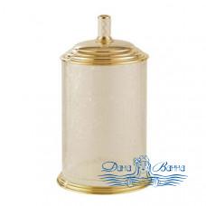 Ведро для мусора Boheme Murano 10914-W-G золото