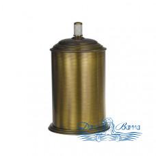 Ведро для мусора Boheme Murano 10907-W-BR бронза