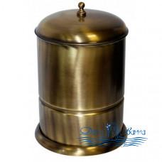 Ведро для мусора Boheme Medici 10608 бронза