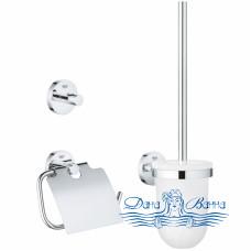 Набор аксессуаров для ванной Grohe Essentials 40407001