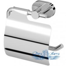 Держатель туалетной бумаги AM.PM Sense A74341400 с крышкой