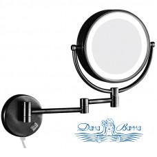 Косметическое зеркало Bronze de Luxe Scandi 12201B с подсветкой
