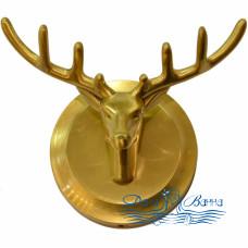 Крючок Олень Bronze de Luxe Scandi 81152 бронза