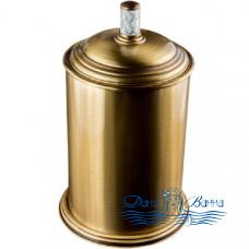 Ведро для мусора Boheme Murano Cristal 10907-CRST-BR бронза