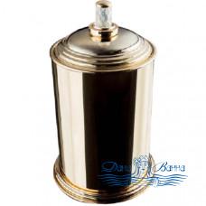 Ведро для мусора Boheme Murano Cristal 10907-CRST-G золото