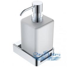 Дозатор для жидкого мыла Boheme Q 10957-CR