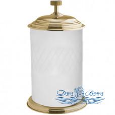 Ведро для мусора Boheme Royal Cristal 10934-G золото