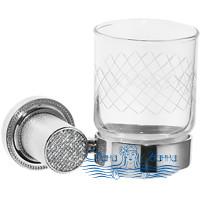 Стакан для зубных щеток Boheme Royal Cristal 10924-CR