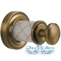 Крючок Boheme Murano 10906-W-BR бронза