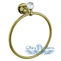 Кольцо для полотенец Cezares OLIMP-RN-02-Sw бронза