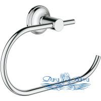 Держатель туалетной бумаги Grohe Essentials Authentic 40657001