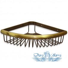 Полка корзина Bronze de Luxe Windsor K25014 бронза