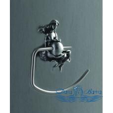 Держатель для полотенец Art&Max Athena AM-B-0616-T серебро