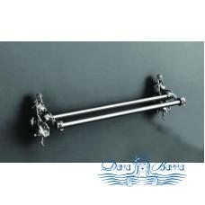 Держатель для полотенец Art&Max Athena AM-B-0618-T серебро