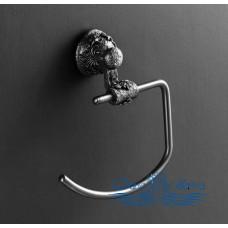 Держатель для полотенец Art&Max Sculpture AM-0686-T серебро