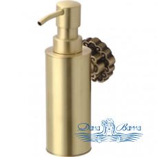Дозатор для жидкого мыла Bronze de Luxe Windsor K25027 бронза