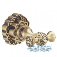 Крючок Bronze de Luxe Windsor K25205 бронза