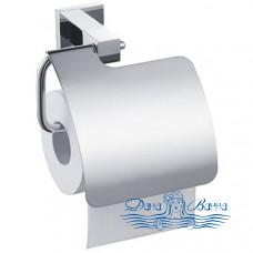 Держатель туалетной бумаги Timo Selene 10042/00 с крышкой