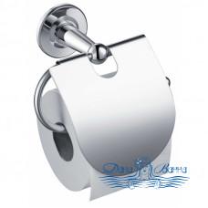 Держатель туалетной бумаги Timo Nelson 150042/00 с крышкой
