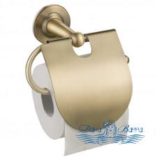 Держатель туалетной бумаги Timo Nelson 160042/02 с крышкой
