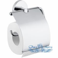 Держатель туалетной бумаги Hansgrohe Logis 40523000 с крышкой