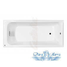 Чугунная ванна Castalia Prime S2021 180x80
