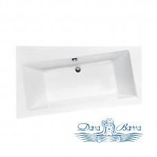 Акриловая ванна BESCO Infinity 150х90 L