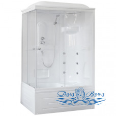 Душевая кабина Royal Bath RB 8120BP2-T R 120х80 (прозрачное)