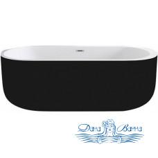 Акриловая ванна Black&White Swan SB109 Black 170x80
