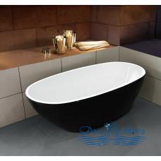 Акриловая ванна Esbano Sophia (Black) 170х85