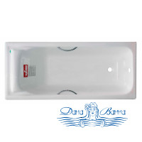 Чугунная ванна Timo Tarmo 170x75 с ручками