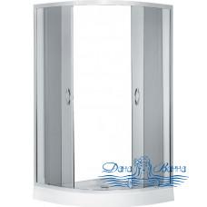 Душевой уголок Erlit ER0508-C4 80x80 стекло тонированное