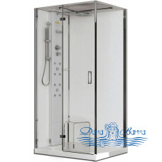 Душевая кабина Jacuzzi Young Play 120TB SX 120х80