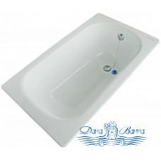 Чугунная ванна Zodiak 130х70x39