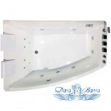Акриловая ванна Orans BT-65100X L/R 170x120