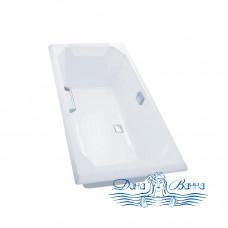 Ванна из литьевого мрамора Toto Jewelhex 180x85 встраиваемая