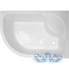 Поддон для душа Royal Bath RB 8120BK R 120х80