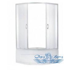 Душевой уголок Erlit ER0508T-C3 80x80 стекло матовое