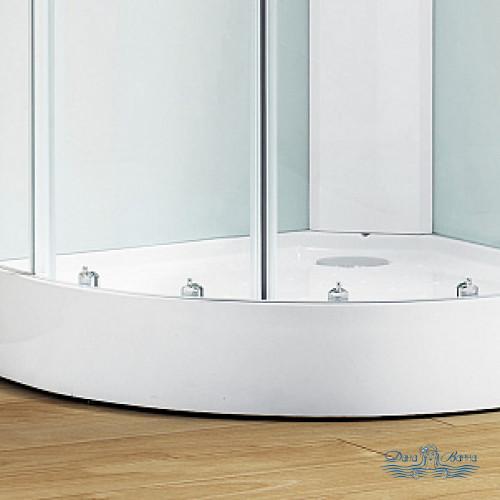 Душевая кабина Alvaro Banos Barcelona S90.20-V2 Blanco 90х90
