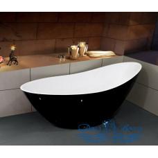 Акриловая ванна Esbano London (Black) 180х80