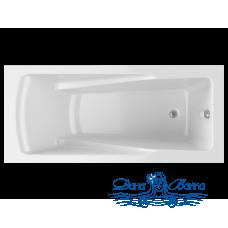 Акриловая ванна Alex Baitler Неми 150x70
