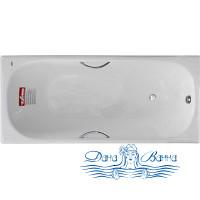Чугунная ванна Timo Standard 3V 150x70 с ручками